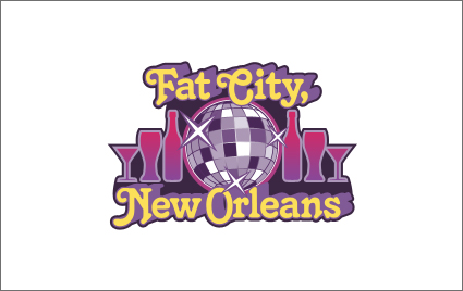 Logo City Movie Fat City New Orleans Movie