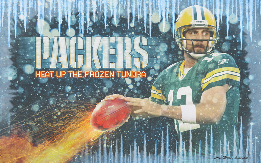 Green Bay Packers Heat up the Frozen Tundra with Aaron Rodgers
