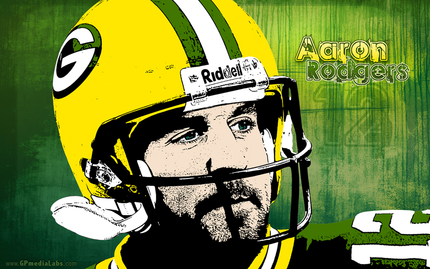 Green Bay Packers Wallpaper Aaron Rodgers